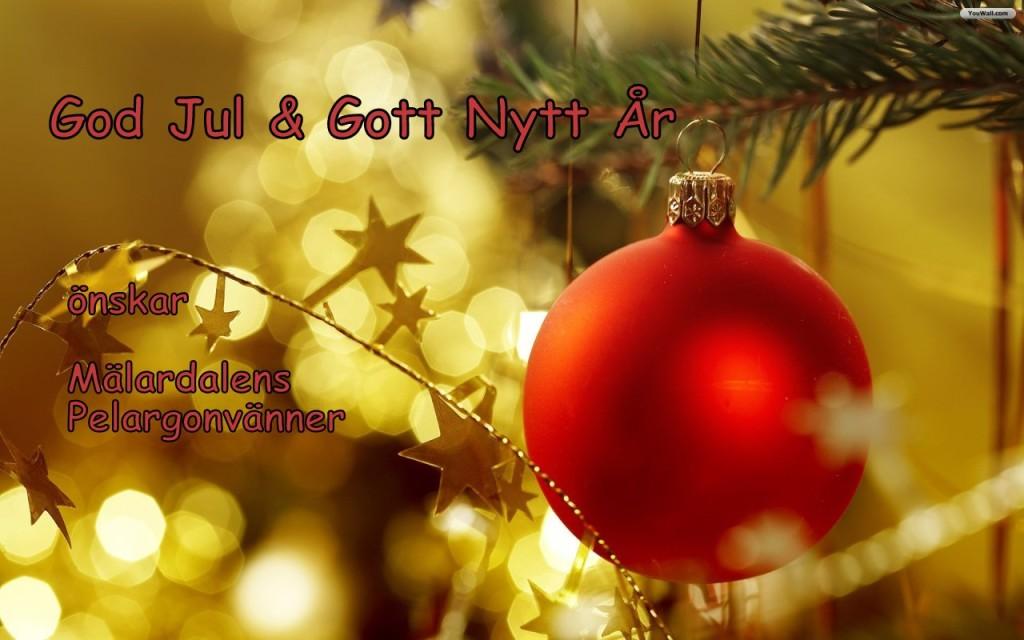 Julhälsning från MPV